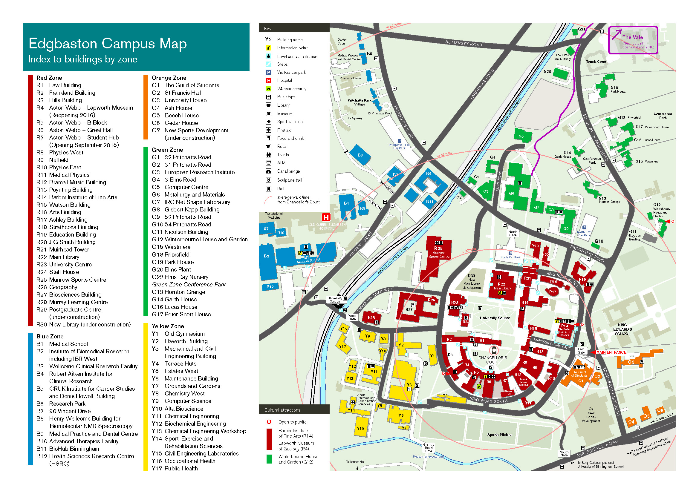edgbaston-campus-map
